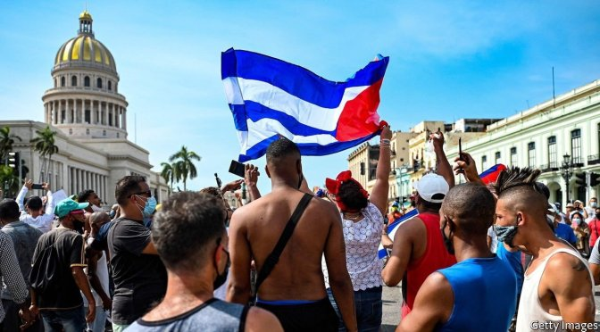 July 16th, 2021: Protests In Cuba