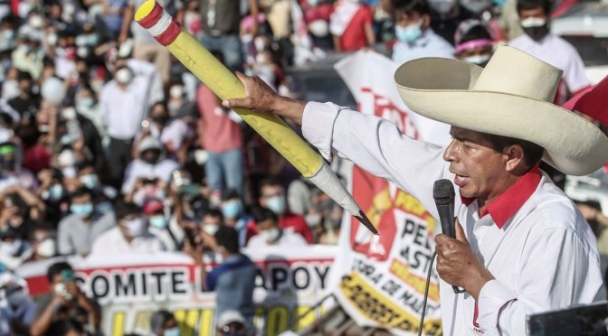 July 2nd, 2021: Peru's Historic Presidential Election