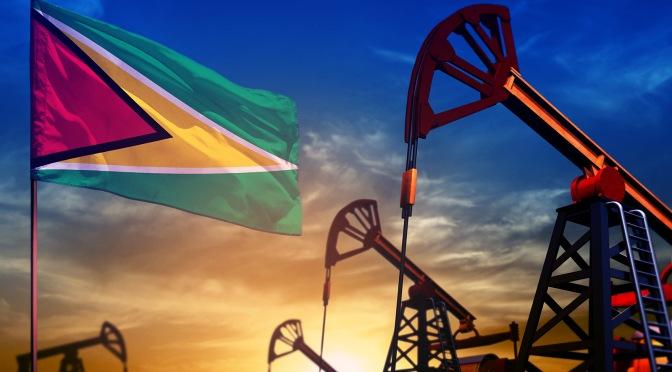 October 1st, 2021: Guyana's New Oil Industry